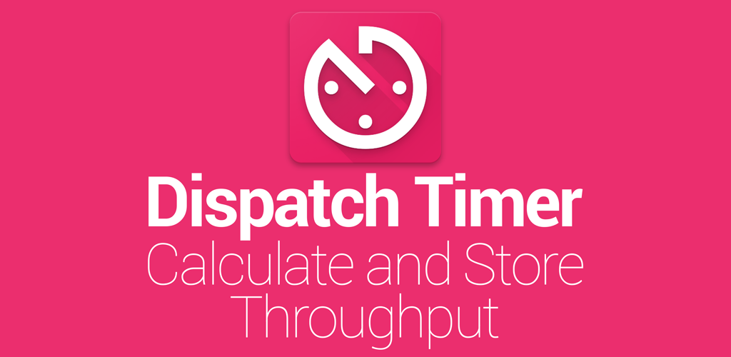 Dispatch Timer Promotional Image